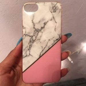 Accessories - MARBLE IPHONE CASE 💗 .